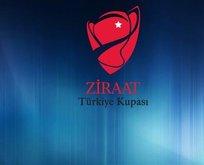 CANLI|Ziraat Türkiye Kupası maçları (Dönüşümlü)