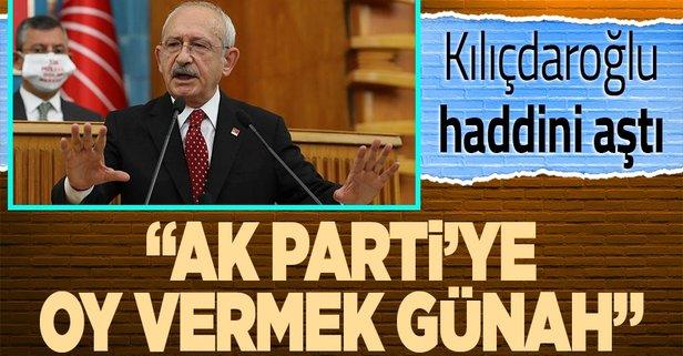 AK Parti'ye oy vermek günah
