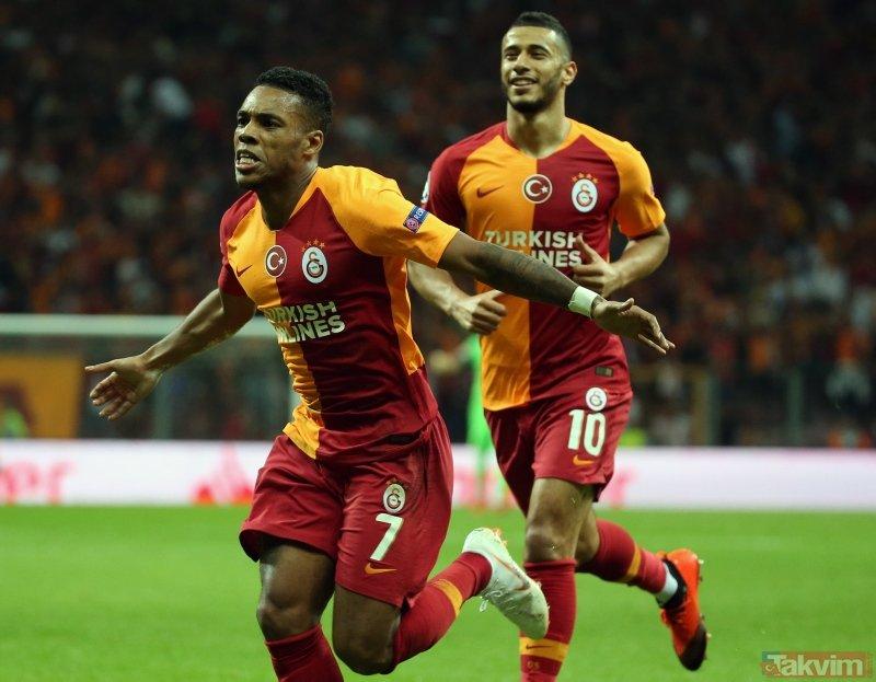 Garry Rodrigues'in Fenerbahçe'ye transferinde Fatih Terim detayı