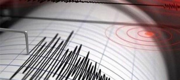 Son dakika: Çanakkale'nin Ayvacık ilçesi açıklarında deprem   AFAD, Kandilli Rasathanesi son depremler