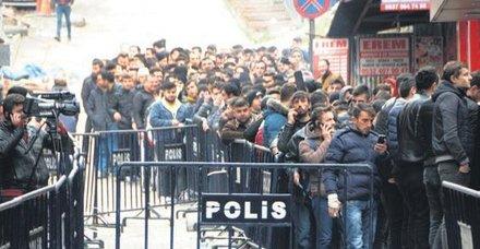 Türkiye Taş Kömürü'nde açılan işçi kadrosuna başvuru yağdı