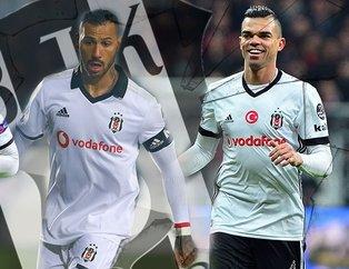 Beşiktaş paramparça! Quaresma, Tolgay Arslan, Vida...