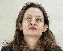 Şafak Pavey'den Fransız kanalında skandal gönderme