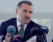 Spor Bakanı da yabancı sınırı tartışmasına katıldı