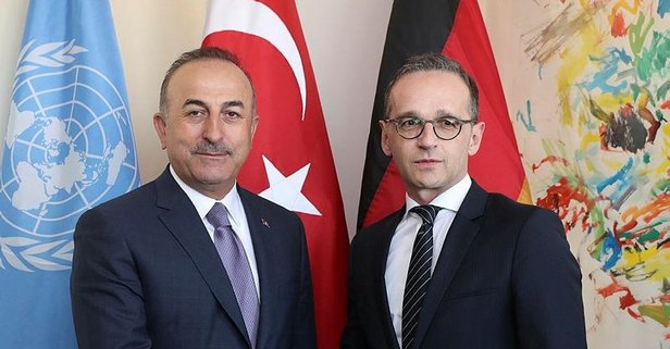 Türkiye ile Almanya arasında kritik görüşme