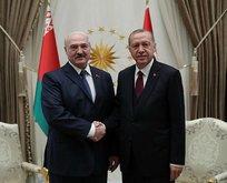 Lukaşenko'dan Erdoğan'a taziye mesajı