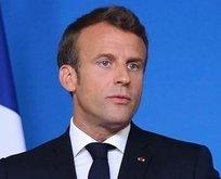 Macron'dan, ABD-İran gerilimine ilişkin açıklama