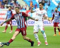 Trabzonspor 3 puanı 3 golle aldı!