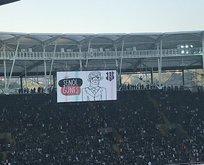 Beşiktaştan 23 Nisan için anlamlı kutlama