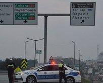 İstanbullular dikkat! Bugün bu yollar kapatıldı
