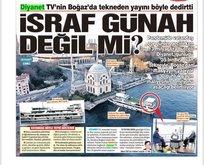 CHP'nin yalan haber üretim merkezi Sözcü!