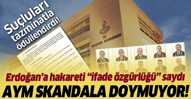 Anayasa Mahkemesi'nden skandal karar!