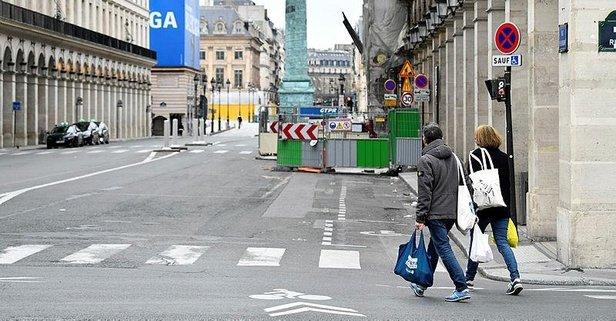 Fransa'da Kovid-19 bilançosu yükseliyor