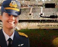 FETÖ'cü pilot Kerime Yıldırım'ın cezası belli oldu