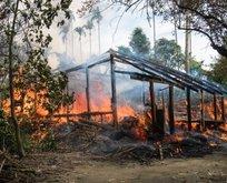 """""""Arakanlı Müslümanlar kendi evlerini yakıyor"""" iddiası yalan çıktı"""
