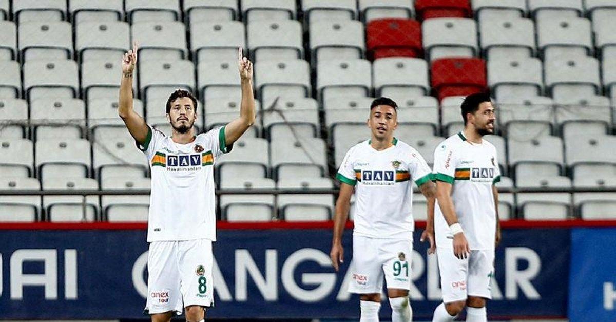 Antalyaspor 0-2 Alanyaspor   Maç Sonucu - Takvim