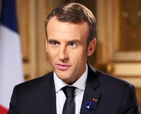 Macron'dan AP Başkanı'na talep