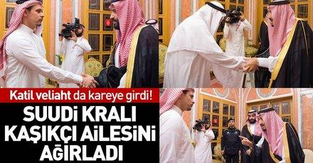 Son dakika: Suudi Kral Selman'dan Cemal Kaşıkçı açıklaması