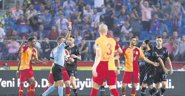 Belhanda&Şaş'a 3 maç ceza