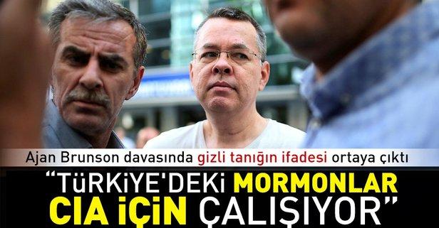Türkiyedeki Mormonlar CIA için çalışıyor