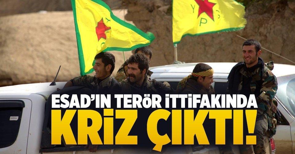 Esed ile YPG bu yüzden anlaşamadı