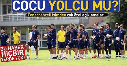 Fenerbahçede futbolcular Cocunun gideceğini hissetti