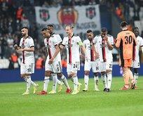 Beşiktaş'ta derbi öncesi yüzleri güldüren gelişme