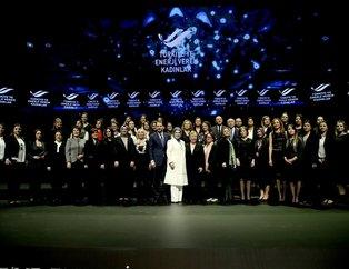 Türkiye'ye Enerji Veren Kadınlar ödülleri sahiplerini buldu