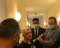 TBMM'de gözaltına alınan Gergerlioğlu serbest bırakıldı