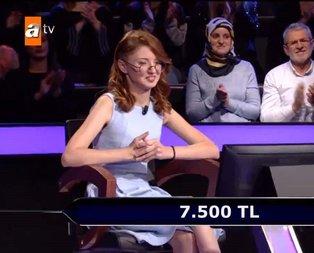 Milyoner'de geceye damga vuran Osmanlı sorusu