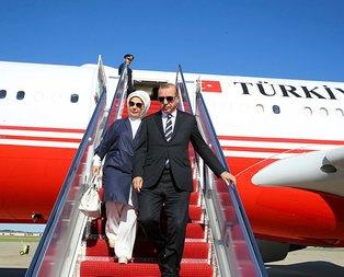 Başkan Erdoğan Afrika turuna çıkıyor