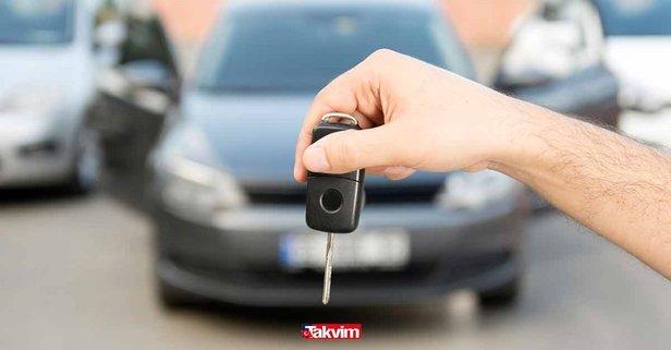 Arabası olan dikkat! Yapmayana 835 TL para cezası
