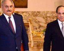 Libya Parlamentosundan darbeci Sisi'ye kınama