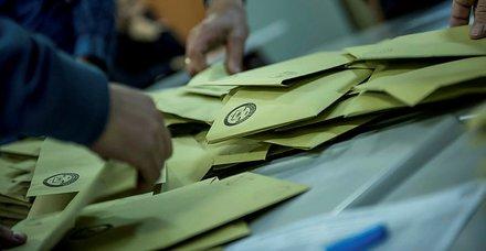 YSK yerel seçimlere girecek partileri açıkladı