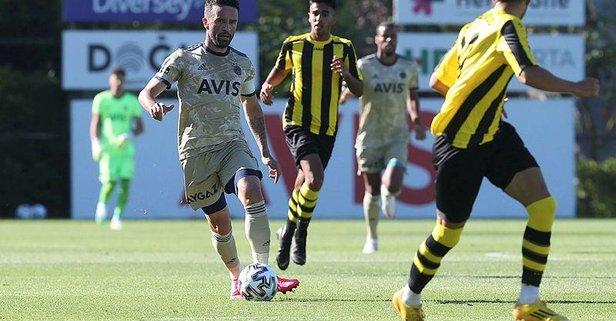 Fenerbahçe Düzce'de 2 özel maç yapacak