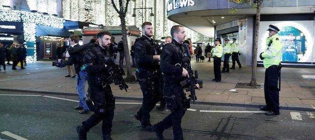 Londrada kırmızı alarm! Metro istasyonu tahliye edildi
