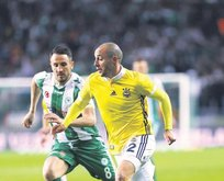 UEFA listesinde 5 kesik