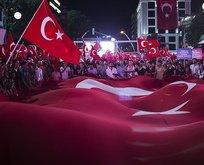 Türk Kızılayı 15 Temmuz'da meydanlarda olacak