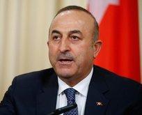 Çavuşoğlu'dan Kurz'a tepki