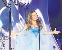 Batum'a özel şov