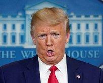 Trump pes etmiyor