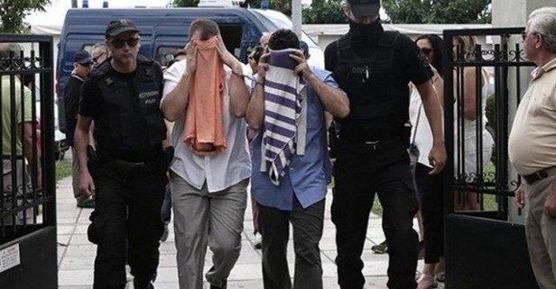 Yunanistandan FETÖcüler için skandal karar!