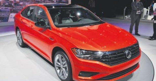 Yeni VW Jetta tanıtıldı