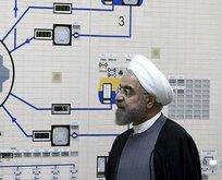 İran'dan nükleer rest