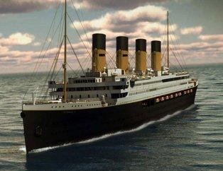 Titanic 2 için tarih verildi! 500 milyon dolara mal olacak