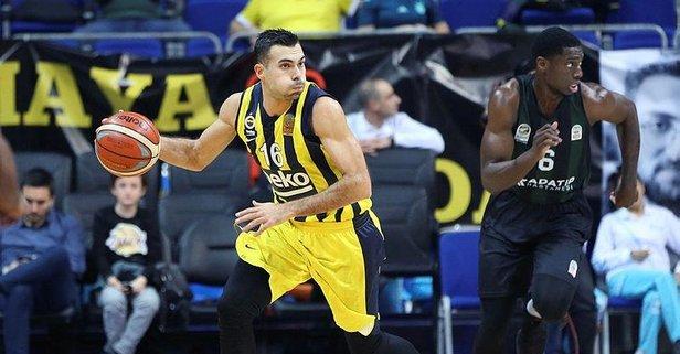 Fenerbahçe Beko'dan farklı tarife: 89-64