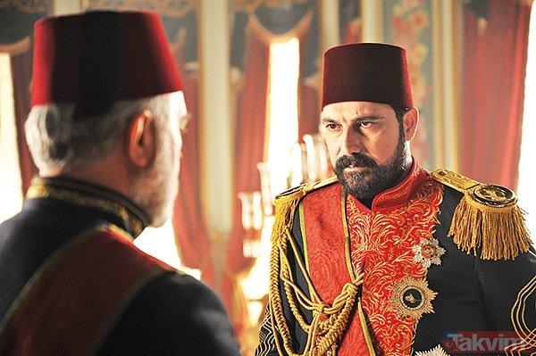 Payitaht Abdülhamid'in başrol oyuncusu Bülent İnal bakın aslında nereliymiş!