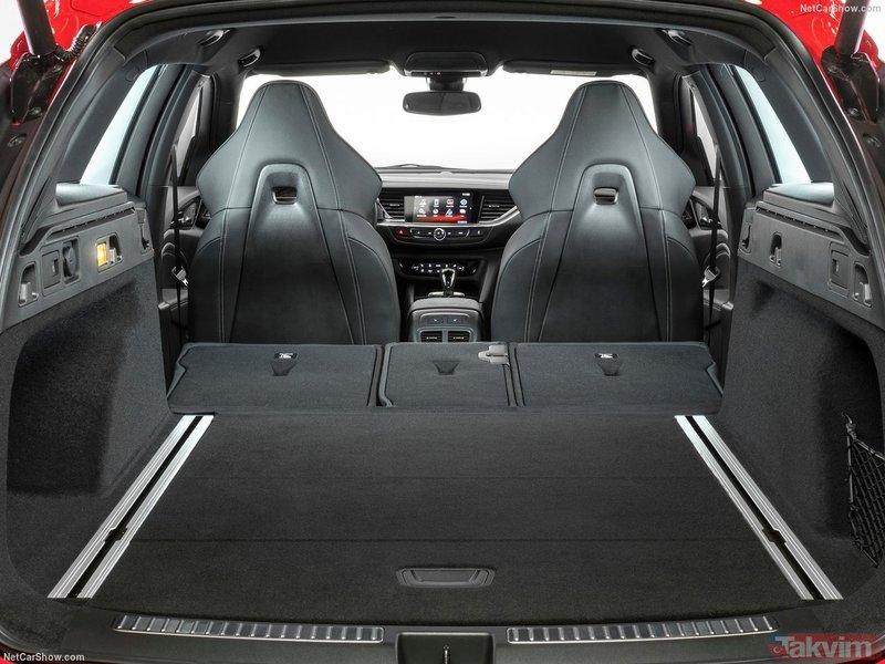Opel Insignia 200 beygirlik benzinli seçenekle geliyor