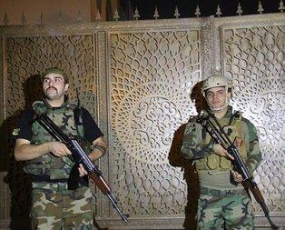 Kerkükte Irak Türkmen Cephesi bürolarına silahlı saldırı