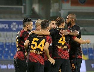 Başakşehir - Galatasaray maçı sonrası dikkat çeken yorum: Hamallık yapıyor